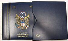 1999-2008 50 States Comm. Quarters (100) P&D in Album     ** FREE US SHIPPING **