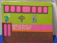 Vintage 1970 Barbie Country Camper Replacement Sliding Side Door Panel Part