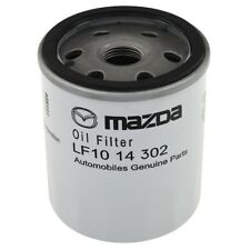 OE Mazda MX5 Mk3 Mk3.5 Mk3.75 Oil filter 2005-15 1.8 2.0 Part no LF10 14 302 NEW