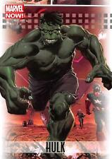 HULK / 2013 Marvel Now! (Upper Deck 2014) BASE Trading Card #39