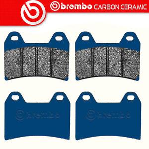 Pastillas Freno Brembo Carbono Ceramic Delanteros Mv Agusta Dragster 800 RR