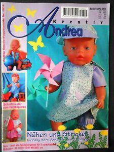 Andrea Kreativ  -  Puppenmode  -  Nr. 0514 Sonderheft