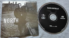 "ELVIS COSTELLO – ""NORTH"" – SPANISH PROMO CD FOR HIS 2003 TOUR"
