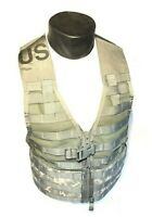 NEW US MILITARY MOLLE FLC ARMY ACU TACTICAL VEST COMBAT FIGHTING LOAD CARRIER