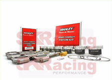 "Manley Piston + H Beam Rod Set Fit Ford BA to FG XR6 Turbo 3.637"" Bore / -10cc"