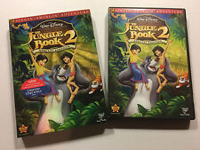 Walt Disney Jungle Book 2 Special Edition DVD + Slipcase Great! Singin'-Swingin'
