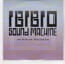 (GF360) Ibibio Sound Machine, Uwa The Peacock - eki ko inuen uwa - DJ CD