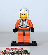 Lego® Star Wars Minifigur, Figuren, sw012, sw012a, Dack Ralter, 4500, 7130