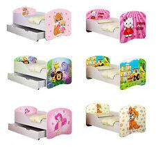 Babybett Kinderbett Jugendbett  Matratze Lattenrost NEU 140x70 160x80 Zimmerbett