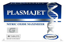 GASPARI NUTRITION PLASMAJET 80 CAPS INSANE PUMP FORMULA HEMAVOL *Free Exp Post*