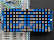 """Adafruit 16x8 1.2"""" DEL matrix + sac à dos-Ultra Lumineux Carré DEL Bleu [ADA2040]"""