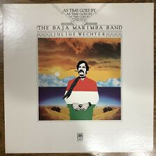 Julius Wechter and the Baja Marimba Band As Time Goes By LP US A&M Instrumental