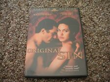 Original Sin Un-Rated DVD (2001)