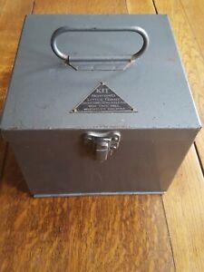 Vintage Boxford Little Giant Tool Post Cutter Grinder KIT in Original Box