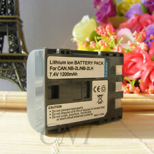 NB-2LH NB-2L Replace Battery for Canon Rebel XT XTi PowerShot G7 G9 S50 S30