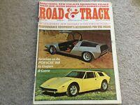 1971 Volvo 142, VW Super Beetle, Fiat 124, Alfa Romeo Veloce Spider  Magazine