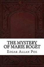 The Mystery of Marie Roget by Allan Poe, Edgar 9781539455691 -Paperback