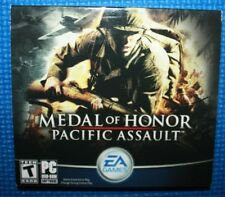 Medal of Honor: Pacific Assault PC Jewel Case (PC, 2004)