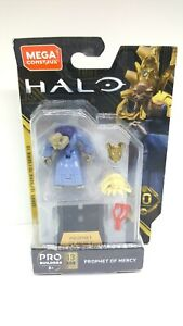 HALO HEROES SERIES 10 MEGA CONSTRUX PROPHET OF MERCY WITH FLOOD MOC LOT