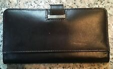 CUTTER & BUCK American Classic Collection Travel Wallet Brown Leather