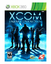 XCOM: Enemy Unknown, (Xbox 360)