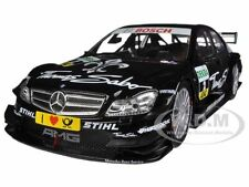 MERCEDES C CLASS DTM 2011 #2 PUFFETT 1/18 DIECAST CAR MODEL BY NOREV 183584