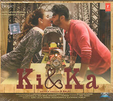 KI & KA - Original Bollywood Soundtrack CD zum Film mit Kareena & Arjun Kapoor