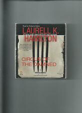 Circus Of The Damned By Laurell K Hamilton Anita Blake VGC 8 CDS