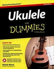 Ukulele For Dummies: By Wood, Alistair