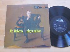 Howard Roberts - Mr. Roberts Plays Guitar LP Verve Japan Mono Ultrasonic VG++