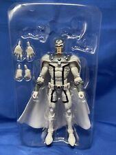 """Hasbro Marvel Legends MAGNETO Figure 6"""" House of X Men White Costume"""