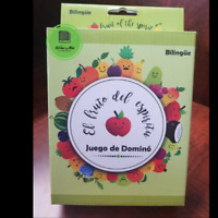 Domino Biblico El fruto del Espiritu juego biblico - Bilingue
