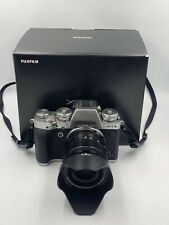 Fujifilm X-T3 26.1MP Digital Camera - Silver (Kit with XF18-55MM F2.8-4 R LM OIS