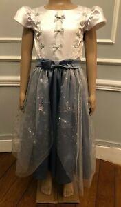 Filles robe âge 24 mois par Jona Michelle jaune dentelle neuf avec étiquettes