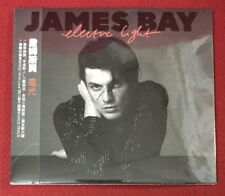 James Bay Electric Light International Deluxe Taiwan Ltd CD w/OBI (digipak)