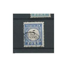 """Nederland P19  """"MEERSEN 1900""""  kleinrond  VFU/gebr  CV 10+ €"""