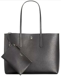 ❤️ kate spade new york Molly Large Black/Gold Tote