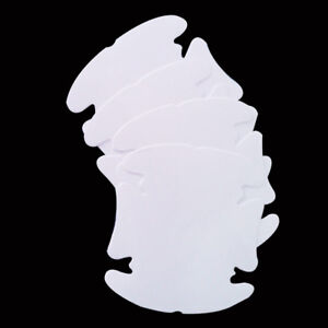 4pcs Clear Invisible CAR Door Handle Anti-Scratch Protector Film Sticker