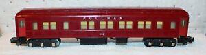 American Flyer No. 652 RED Pullman Passenger Car in Original Box !