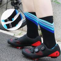 Men Women Riding Cycling Sports Socks Unseix Breathable Bicycle Footwear Socks/h