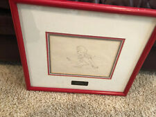 Vintage Walt Disney Snow White 1937 Drawing
