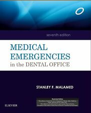 New-Medical Emergencies in the Dental Office by Malamed 7ed INTL ED