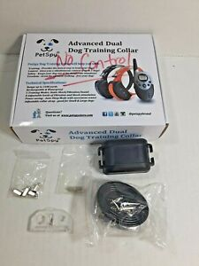 Pet Spy Advanced Dual Dog Training Collar 1 Replacement Collar ONLY READ