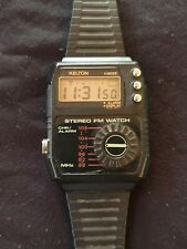 Montre Vintage Timex/ Kelton Radio Rare