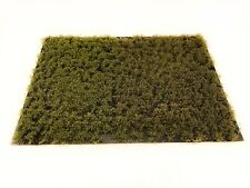 Martin Welberg 4mm Static Grass Tufts Weeds Late Summer Wbpw403 Model Scenery