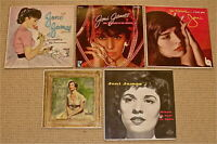 JONI JAMES SIGNED:Among My Souvenirs+ 4 RARE LP's (see photos and descriptions)