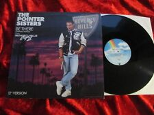 "Pointer Sisters - Be there (1987) GERMANY 12"" Maxi > Beverly Hills Cop II"
