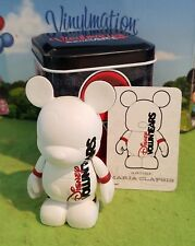 """Disney Vinylmation 3"""" Park Set 1 Cast Exclusive Voluntears with Tin and Card"""