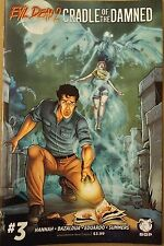 Evil Dead 2 : Cradle Of The Damned #3 2016
