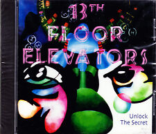 13th Floor Elevators UNLOCK THE SECRET CD NUOVO OVP/SEALED